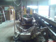 Pojezdový vozík (pevné stanoviště) RVD-850
